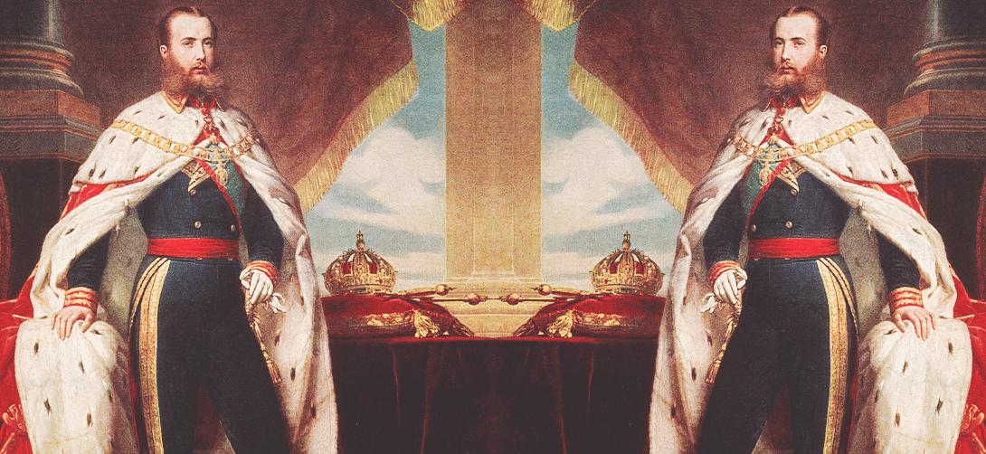 Мексиканский император Максимилиан I, изображение brodude.ru
