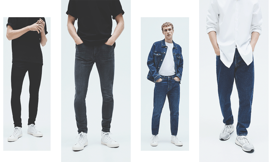 как выбрать джинсы, чтобы хорошо сидели