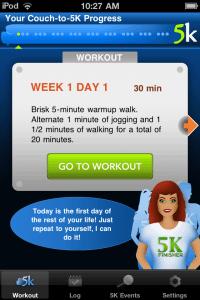фитнес-приложения