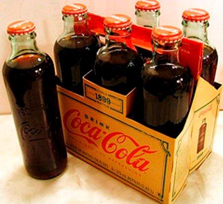 Кока-кола как средство контрацепции