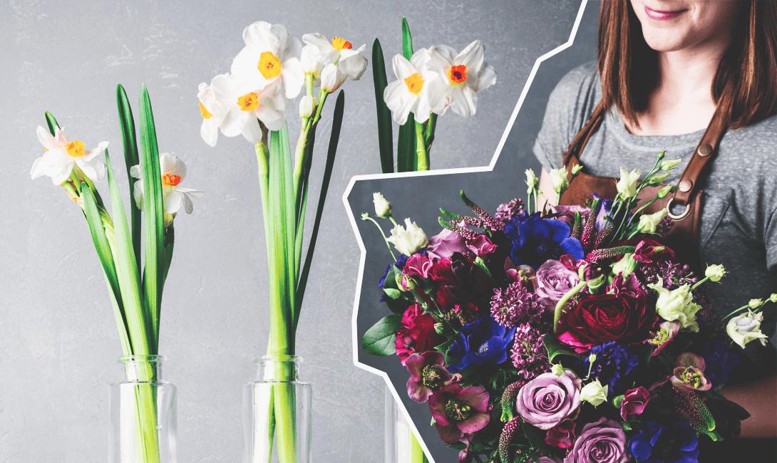 Если подарить цветы девушке на работу работа в гомеле вакансии для девушки