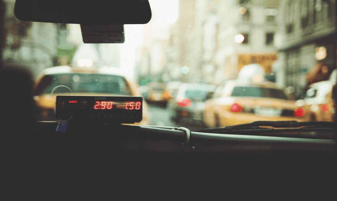 Совет №7. В путешествии по некоторым странам лучше пользоваться такси