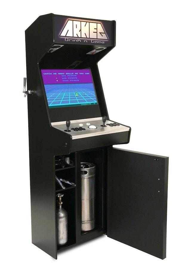 кега - игровой автомат
