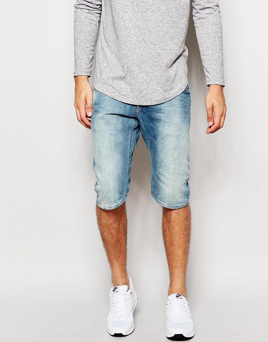 джинсовые шорты с чем сочетать