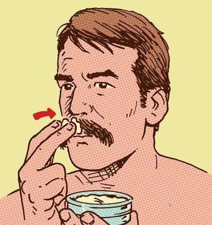 как отрастить усы