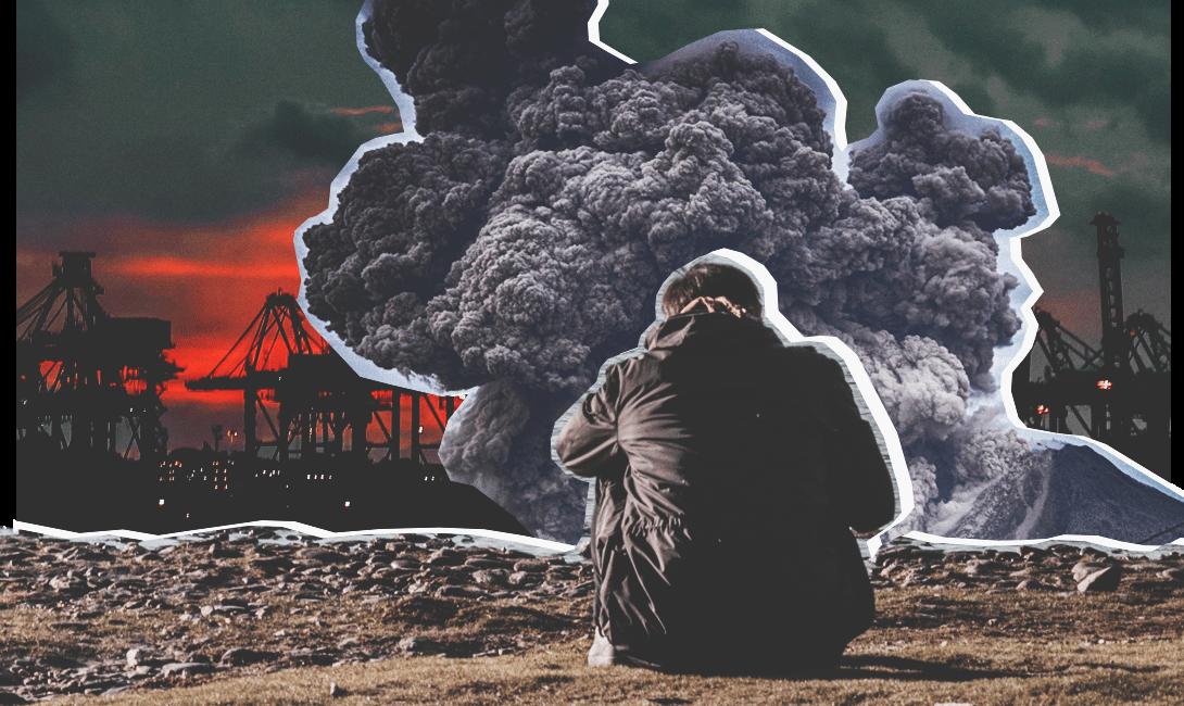 Депрессия убьет мир, а не плохая экология