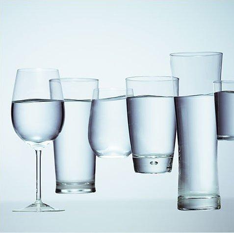 вода перед едой