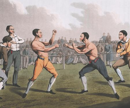 7 самых зрелищных боев на голых кулаках