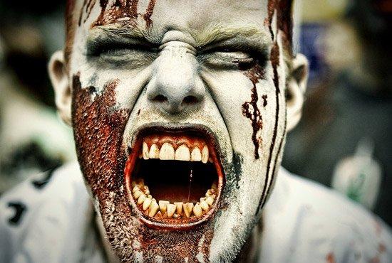 зомби-апокалипсис на страницах мужского журнала brodude