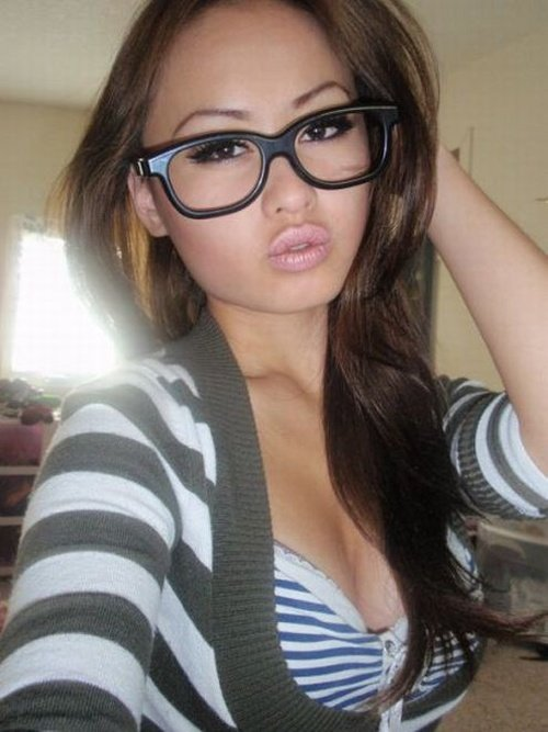 Милая азиатка, фото