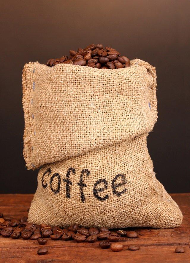 Кофе как освежитель воздуха