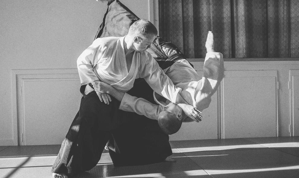 боевые искусства для самообороны