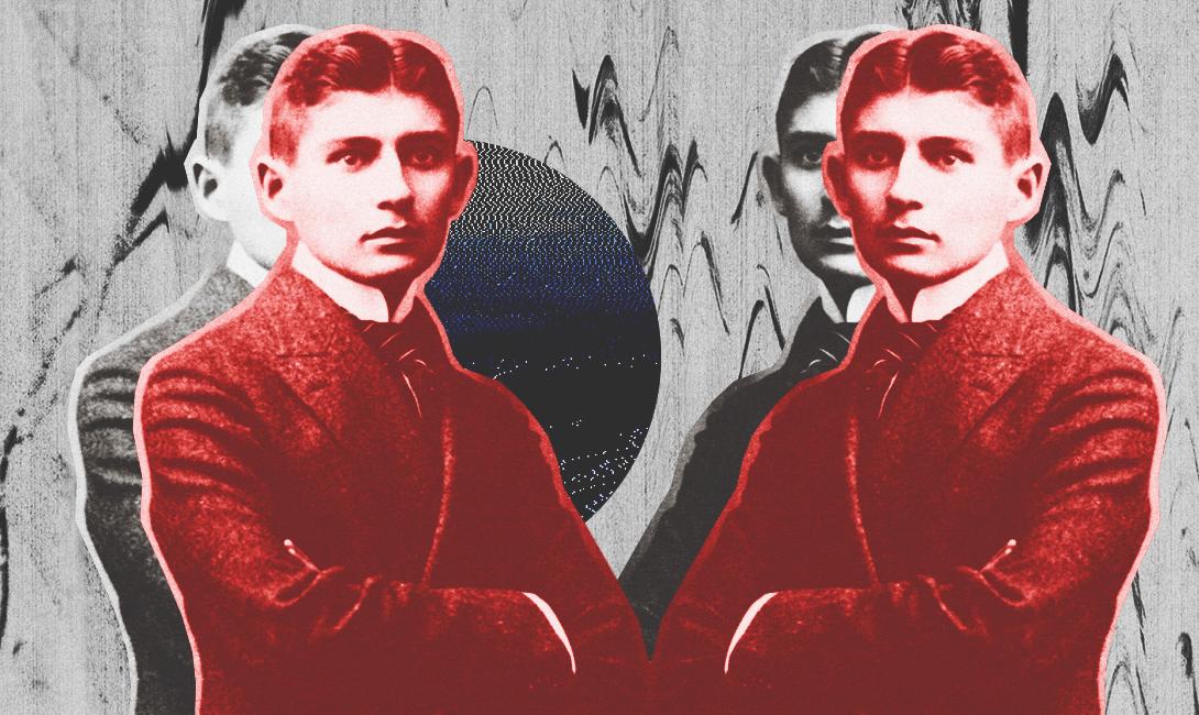 Франц Кафка, писатель