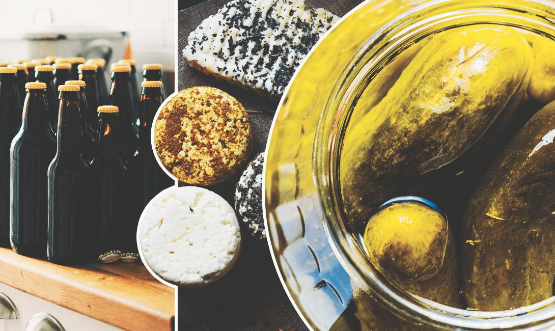 Что нужно для приготовления сыра