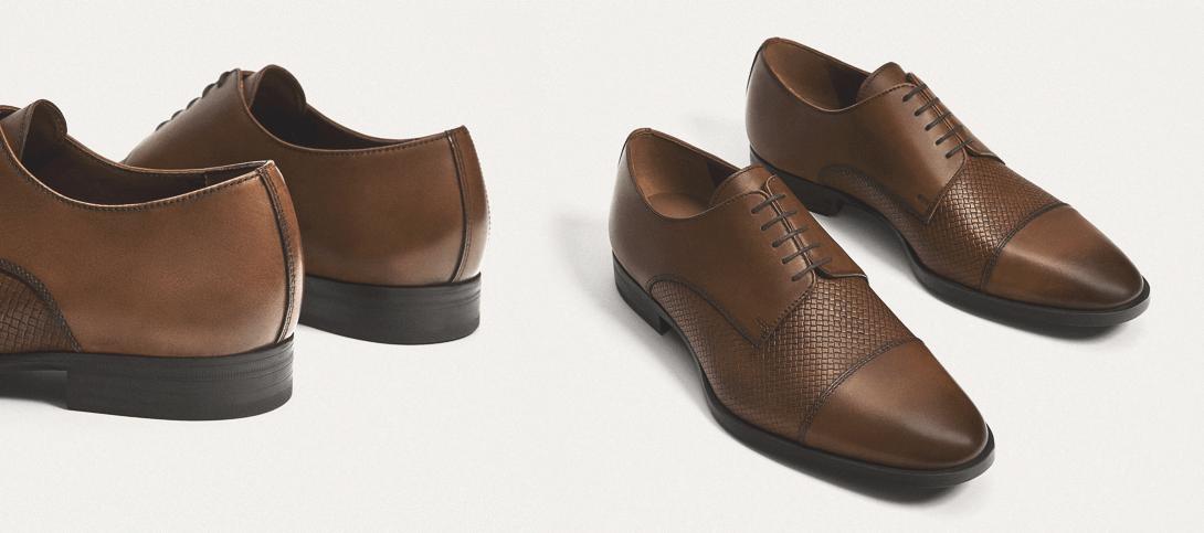 Оксфорды - обувь из британского стиля