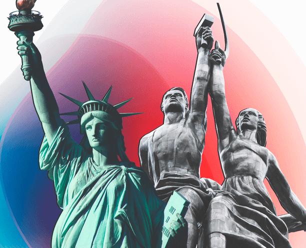 6 плохих вещей, которыми Россия и США мало чем отличаются