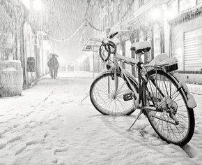 как подготовить велик к зиме